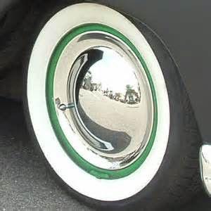 Full moon chrome hubcaps
