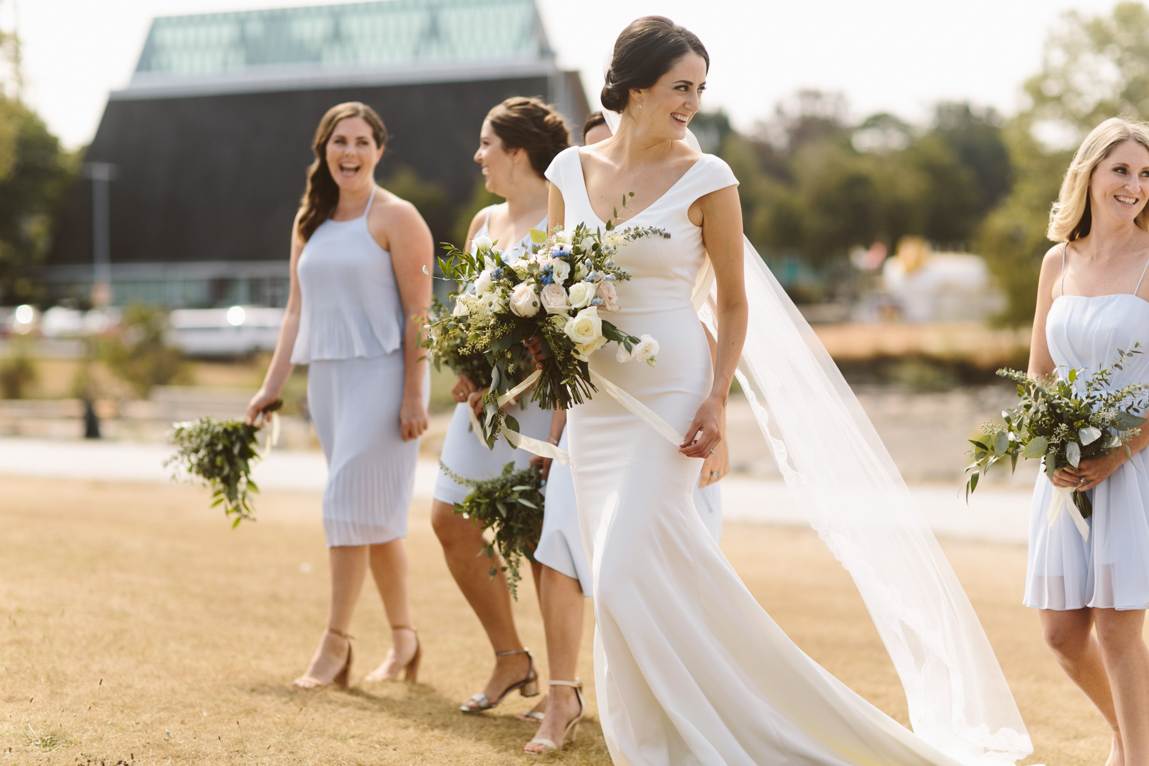 A Stylish And Sophisticated Vancouver Canada Coastal Wedding