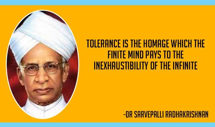 Remembering Philosopher Scholar Former President Dr Sarvepalli Radhakrishnan On His Birth Anniversary Teachers Day Motivational Quotes Happy Teachers Day