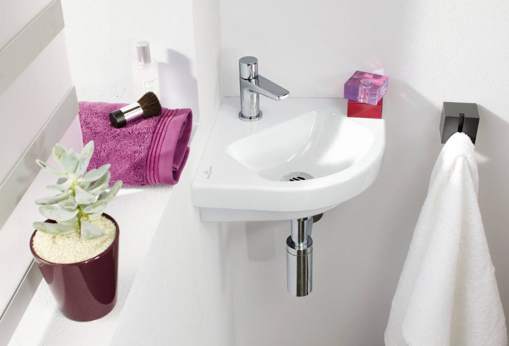 Muebles de ba o modernos ideales para espacios peque os for Diseno banos pequenos espacios