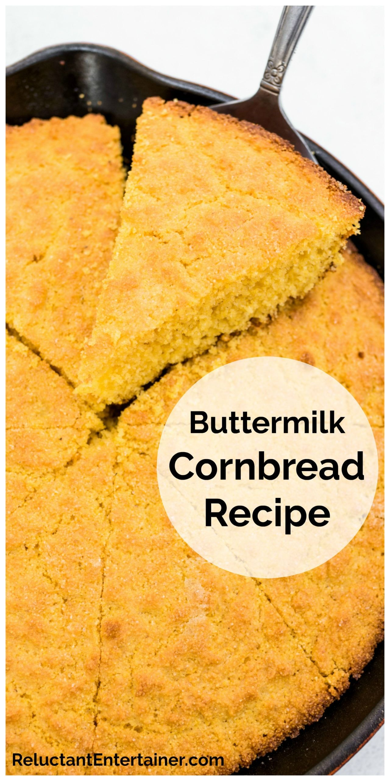 Buttermilk Cornbread Recipe In 2020 Recipes Buttermilk Cornbread Corn Bread Recipe