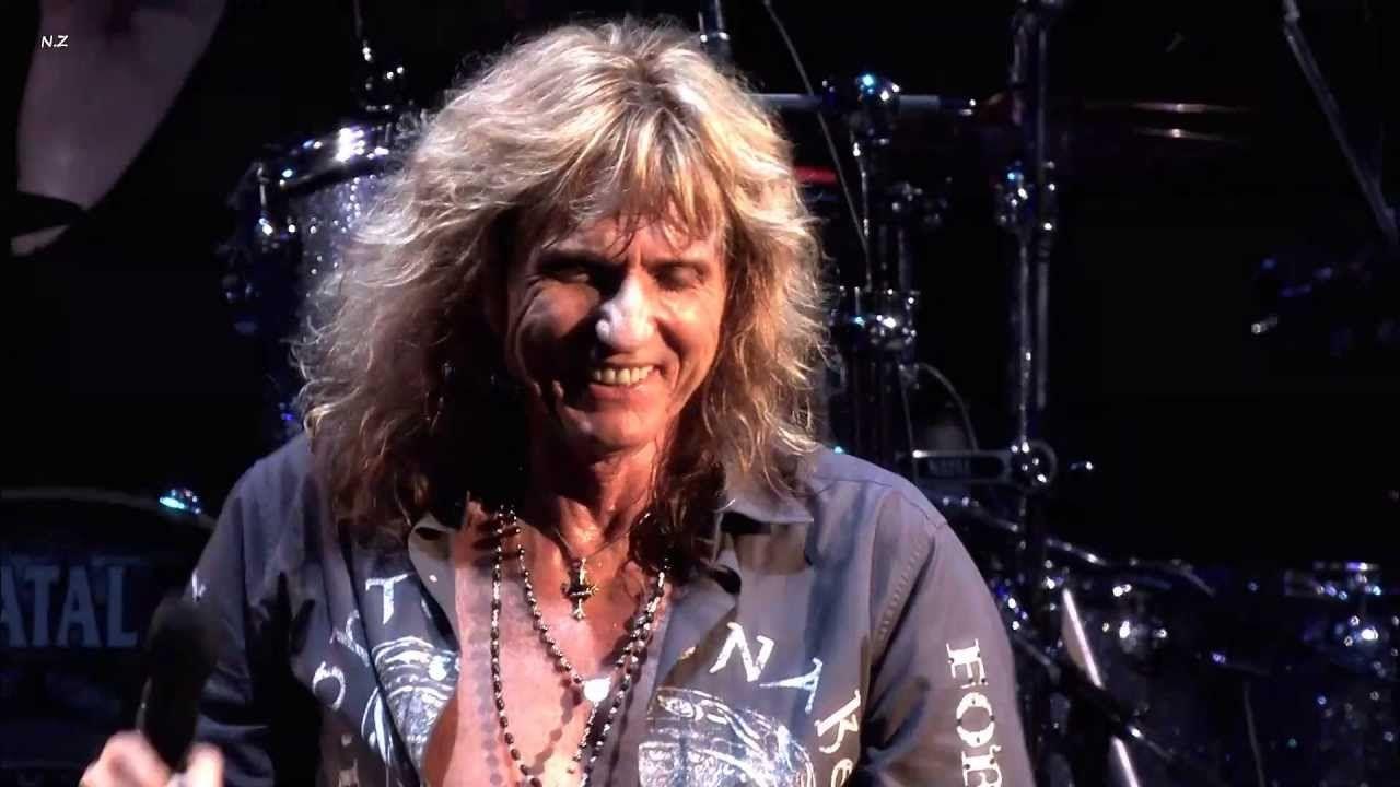 Whitesnake Here I Go Again 2011 Live Video Full Hd Video Full Here I Go Again Glam Metal