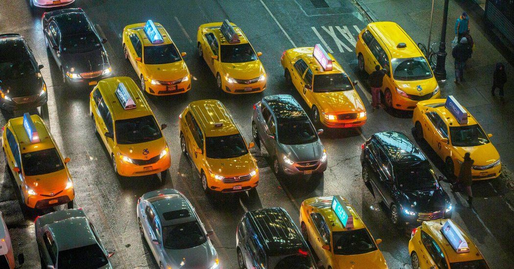 Albany Punts on Clearing Manhattan's Clogged Streets (With