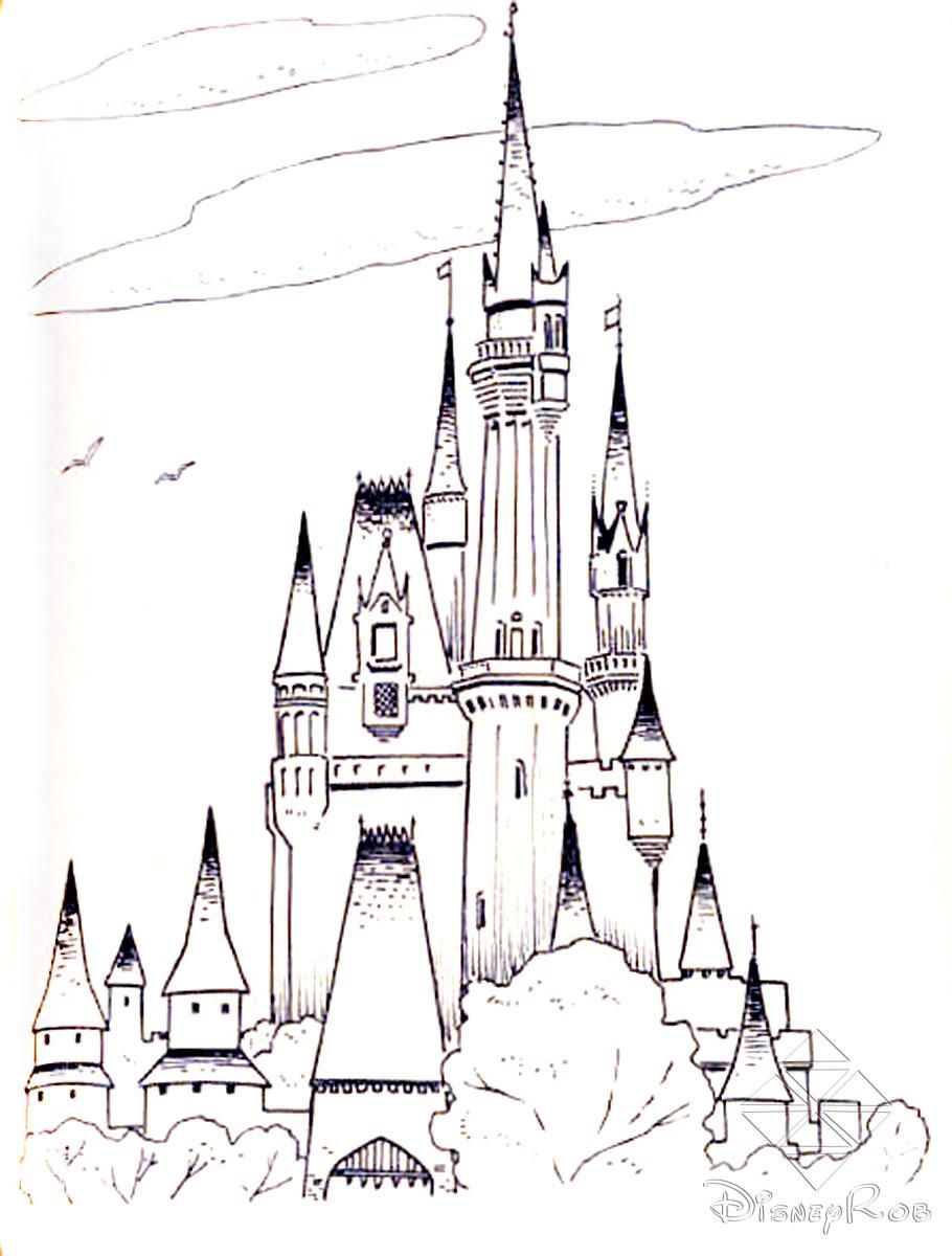 Castles 20 Castles Coloring Pages For Teens And Adults Castle