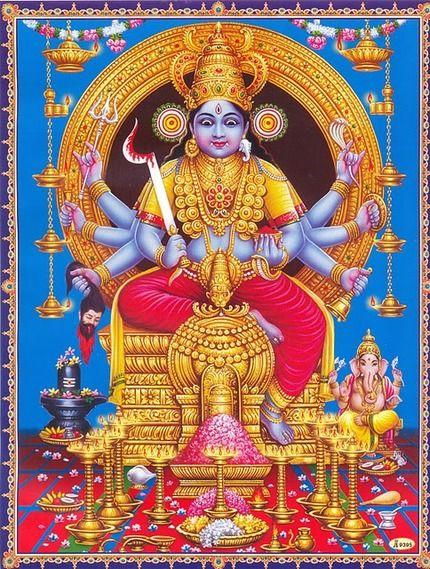 lord bhadrakali hd