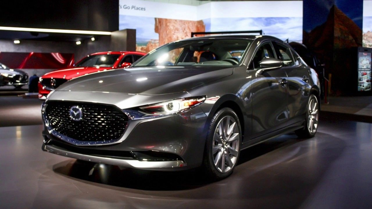 2019 Mazda 3 Sedan new details and video review | Mazda 3 ...