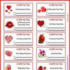This file contains 12 different reward coupons for Valentine's Day. Tuck a coupon in your student's Valentines!For more teacher created product...