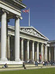 The British Museum. London