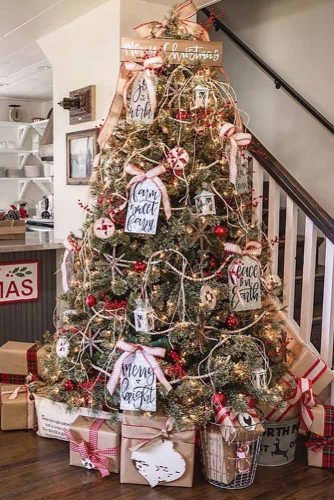Pin On Christmas The Farmhouse Cottage Style Way