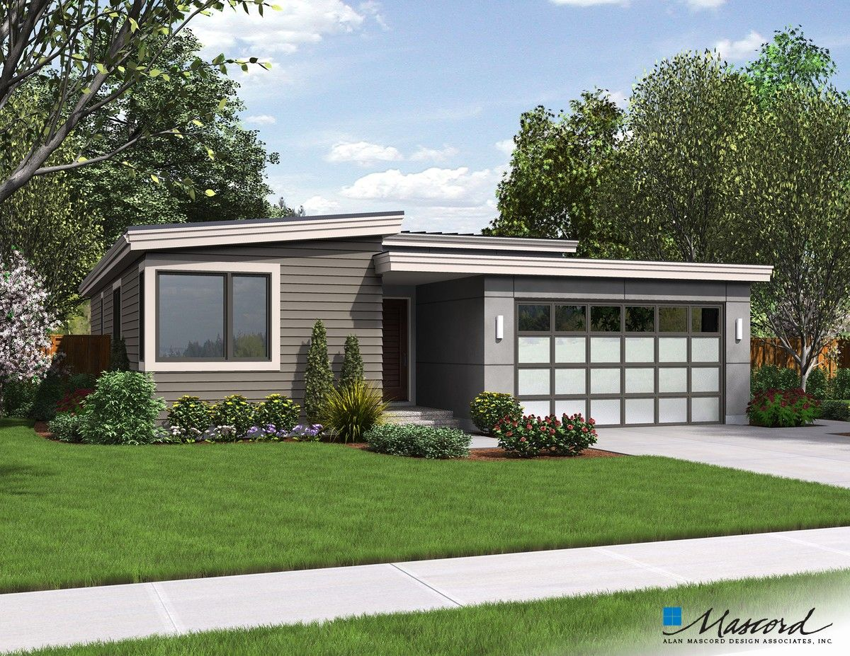 Traditional Style House Plan 3 Beds 2 Baths 1200 Sq Ft Plan 11 101 Simple Ranch House Plans House Plans Three Bedroom House Plan