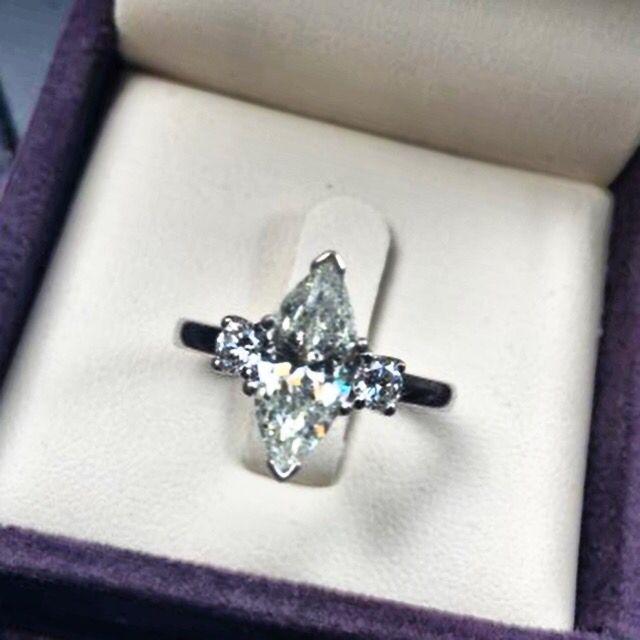 httpswwwidonowidontcomdiamonds2 carat marquise engagement ringswedding - 2 Carat Wedding Ring