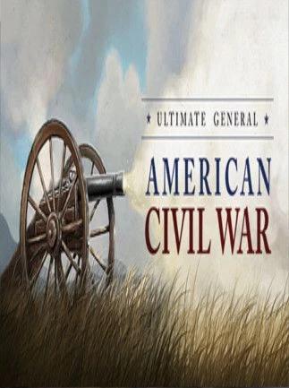Ultimate General Civil War Steam Key GLOBAL American