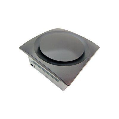Aero Pure Slimfit 90 Cfm Energy Star Bathroom Fan Finish Oil