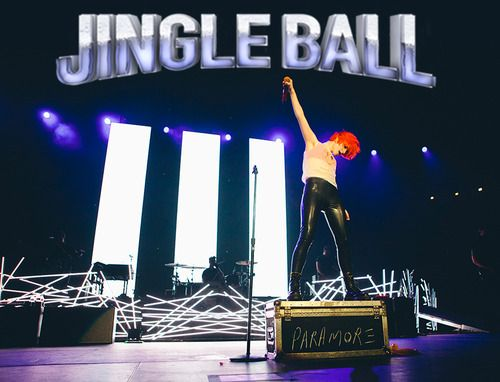 Tune in to the live stream of the Z100 Jingle Ball tonight from Madison Square Garden to catch Paramore's set!