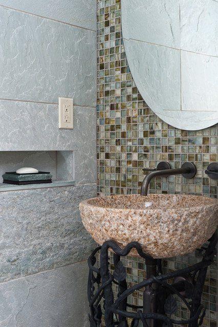 Mosaic Bathroom Designs 25 Charming Glass Mosaic Tiles Design Ideas For Adorable Bathroom