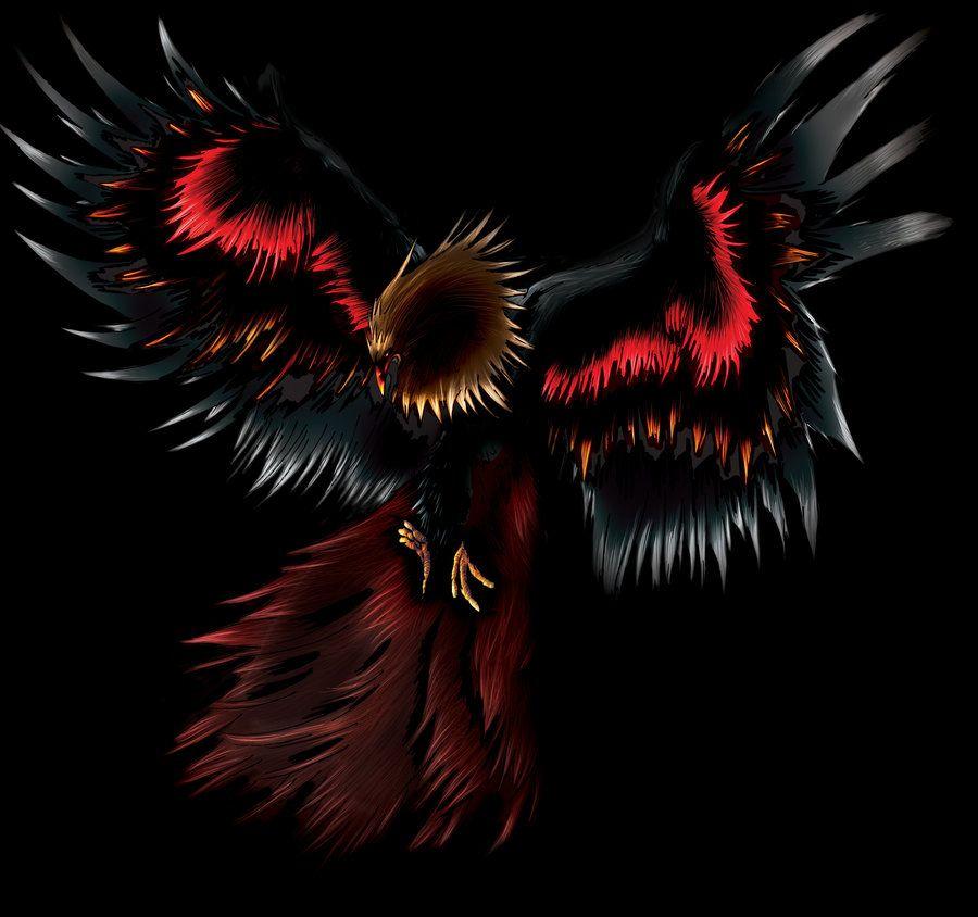 Pin By Nyx Shadowhawk On Phoenix Phoenix Bird Art Mythical Creatures