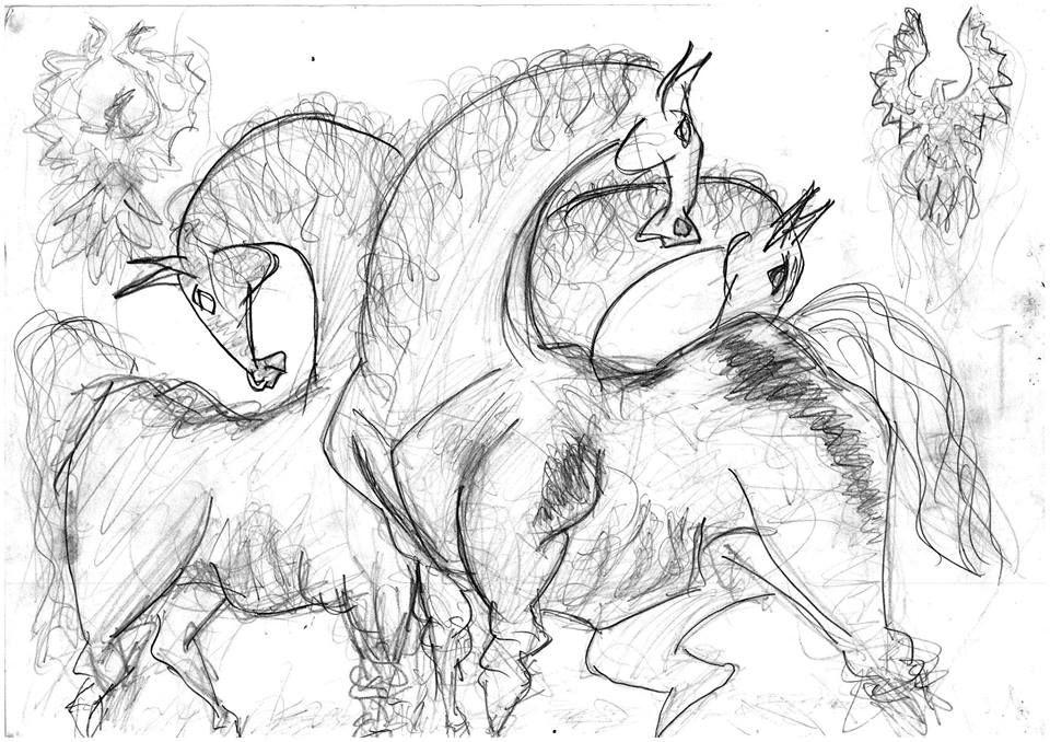 Horses- Maxim Zaqtan