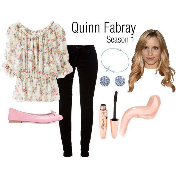 Quinn in Season 1
