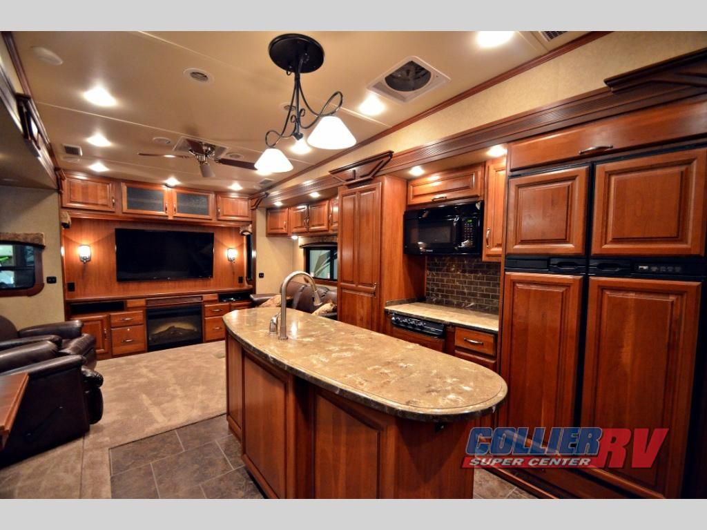 Used 2013 Redwood Rv Redwood 36re Fifth Wheel At Collier Rv