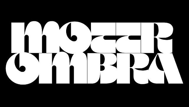 Motter Ombra By Othmar Motter In 1976 Word Mark Logo Lettering Design Typography Letters