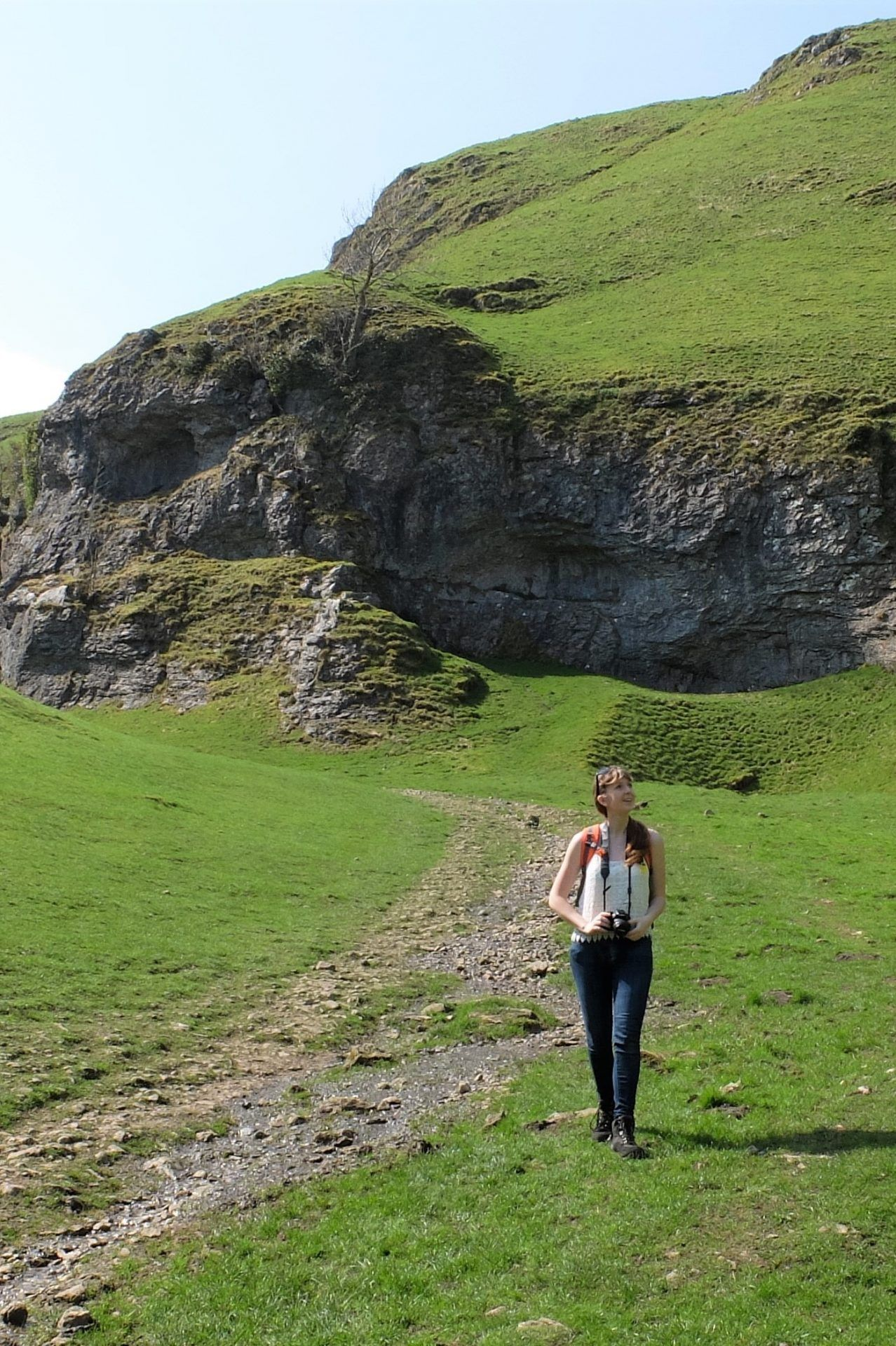 Castleton, Cavedale and the Peak District National Park