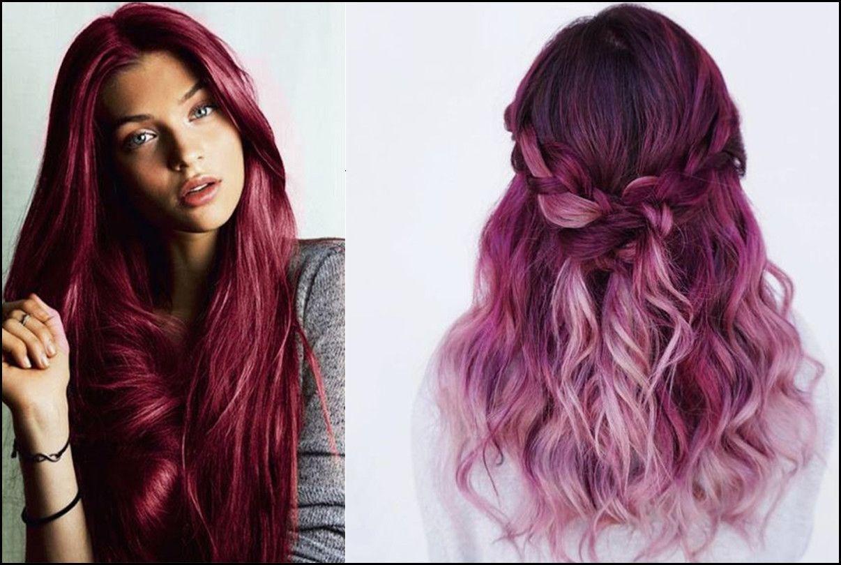 Haarfarbe Herbst