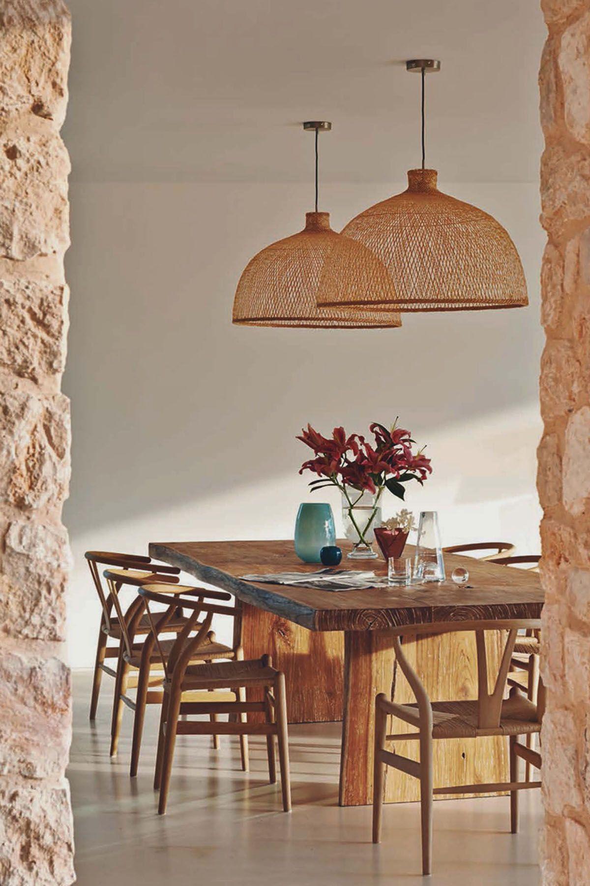 Un proyecto de Studio Milo en Ibiza | Comedores, Decoración de ...