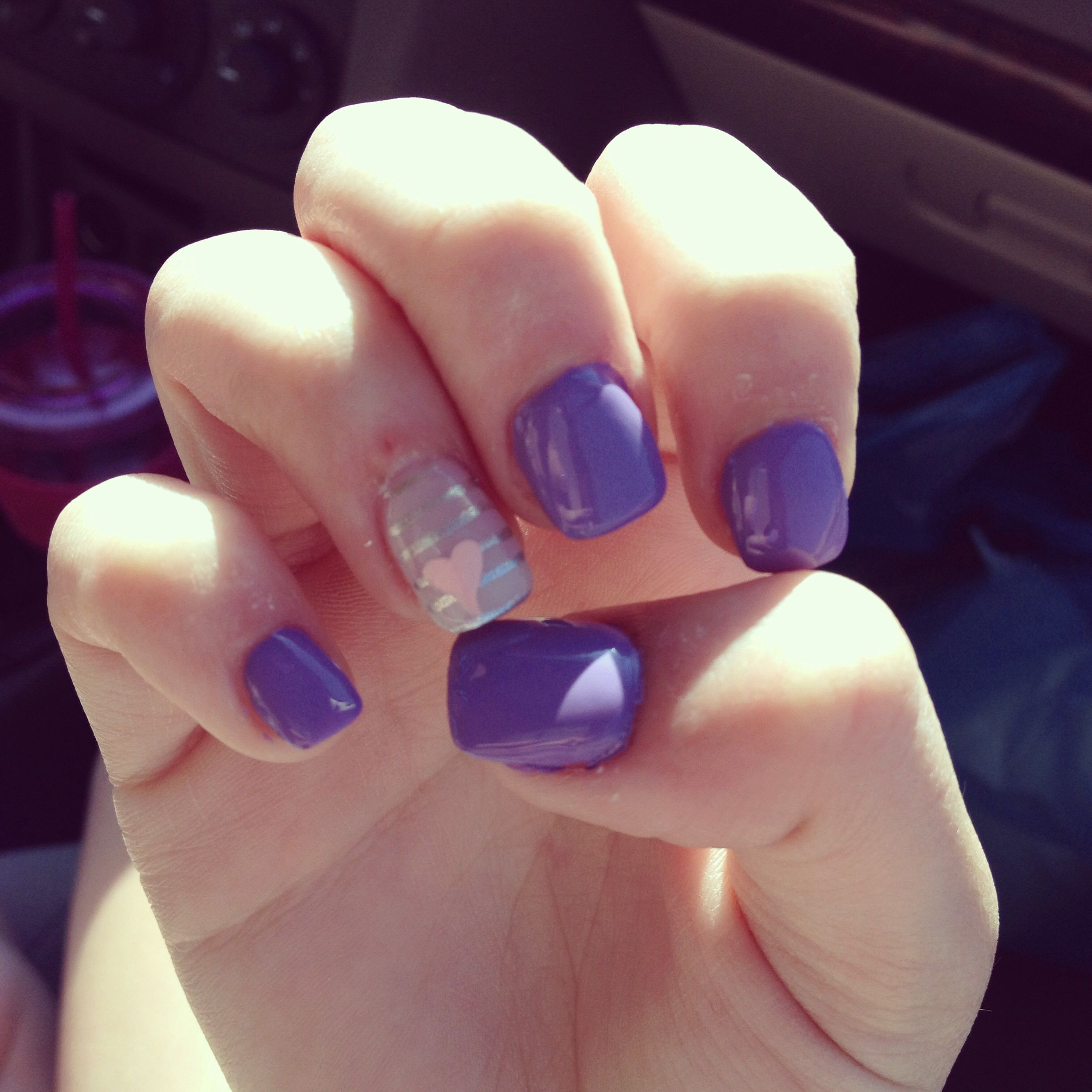Got my nails done the other day with my mom. Luxury Spa and Nails ...
