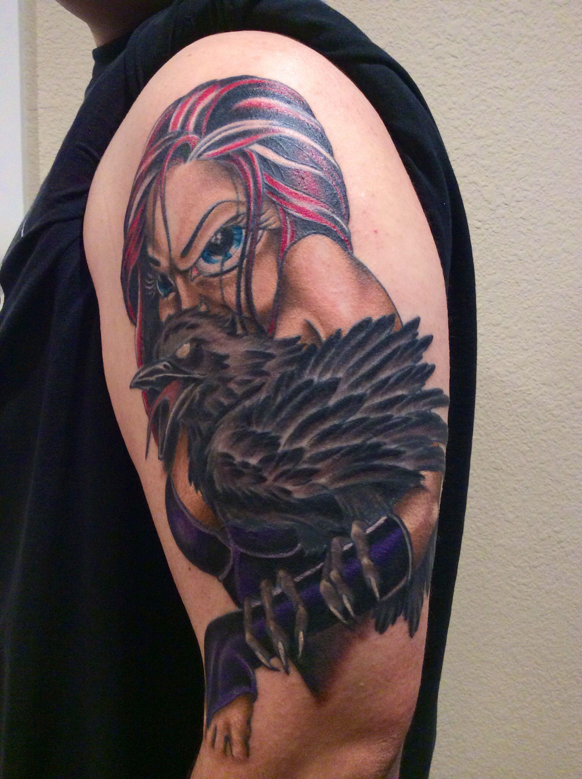 Tattoo by jojo miller dynamic ink eternal ink radiant for Tattoo ink dynamic