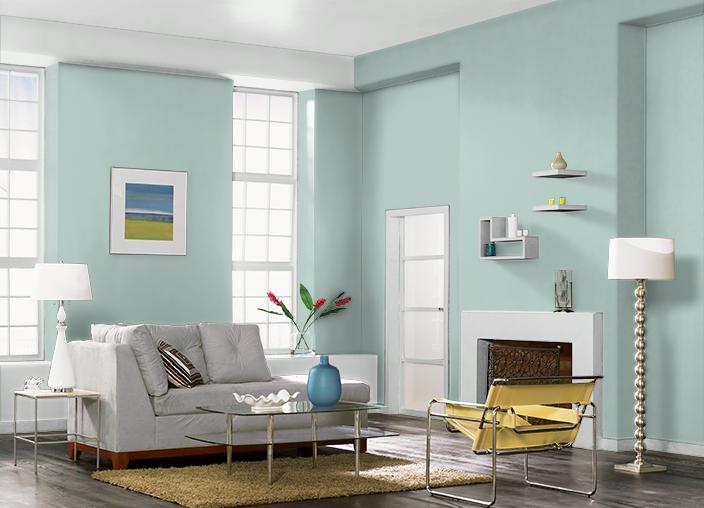 fresh tone family room behr paint colors. Black Bedroom Furniture Sets. Home Design Ideas