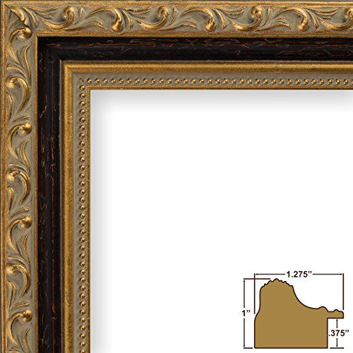 Craig Frames 9487 20 By 30 Inch Picture Frame Ornate Fin Https