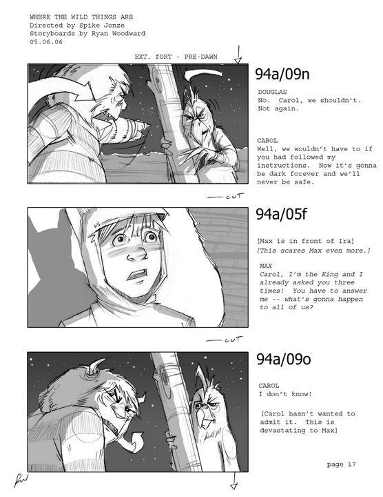 Click To Close  Storyboard Art    Storyboard