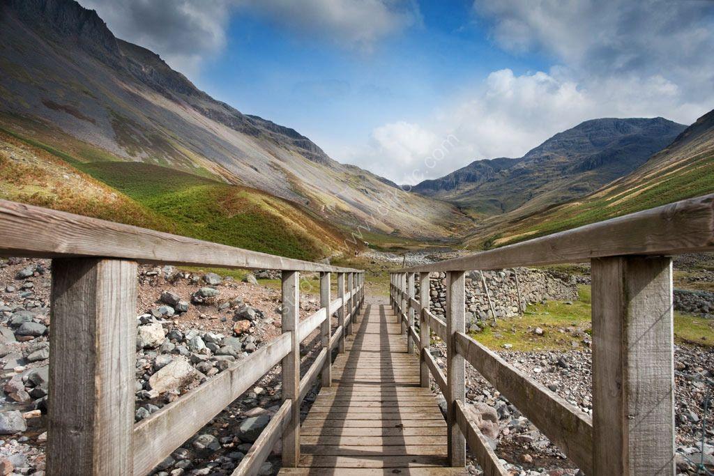On The Gable Bridge With Images Landscape Photography Landscape Natural Landmarks