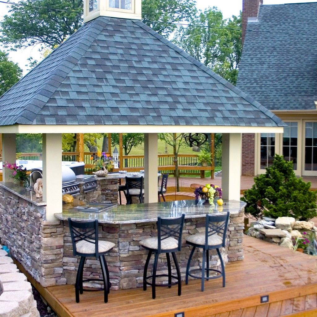 Paradise Outdoor Kitchens: Staycation: Create A Paradise In Your Backyard!