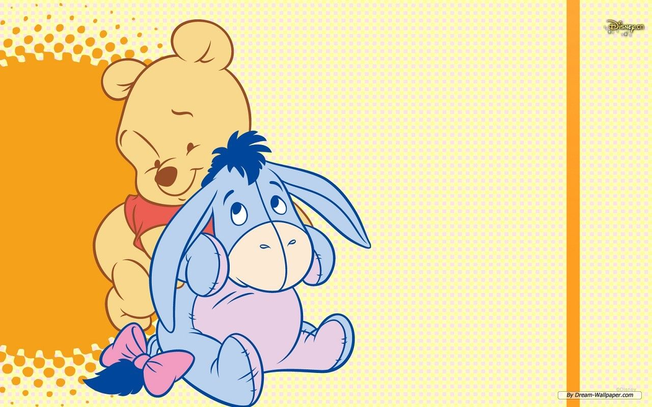 Free Wallpaper Cartoon Wallpaper Winnie The Pooh Wallpaper