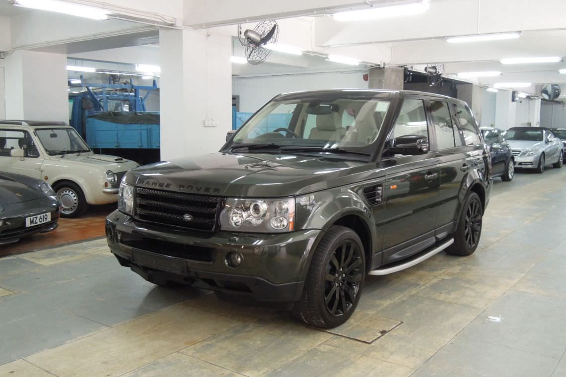 2005/2006 RANGE ROVER SPORT SUPERCHARGED Luxify Luxury