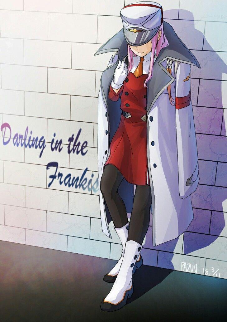 By 襟金時 (Darling in the Franxx) | ゼロツー, フランクスの最愛の人