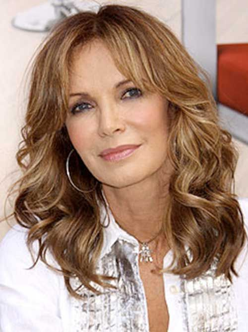 Best Layered Haircuts For Older Women Hair Hair Styles Hair