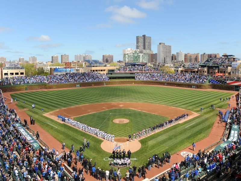 What to Eat at Wrigley Field, Home of the World Series Champion