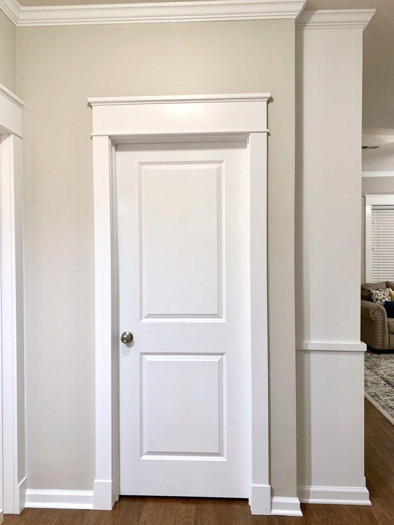 16 Interior Design Trends For 2020 In 2020 Interior Door Trim Craftsman Window Trim Craftsman Door
