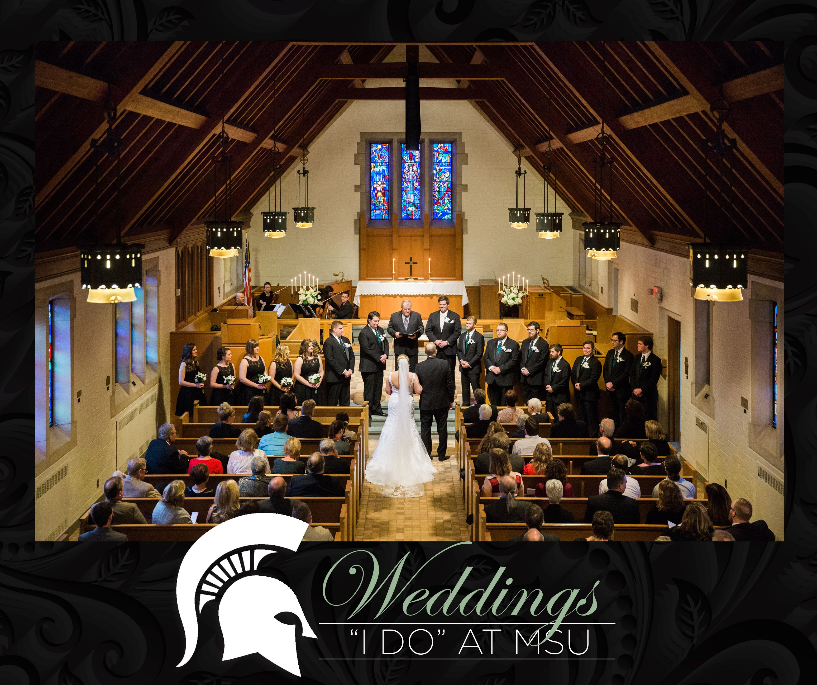 Have Your Wedding At Msu Michigan State University In East Lansing