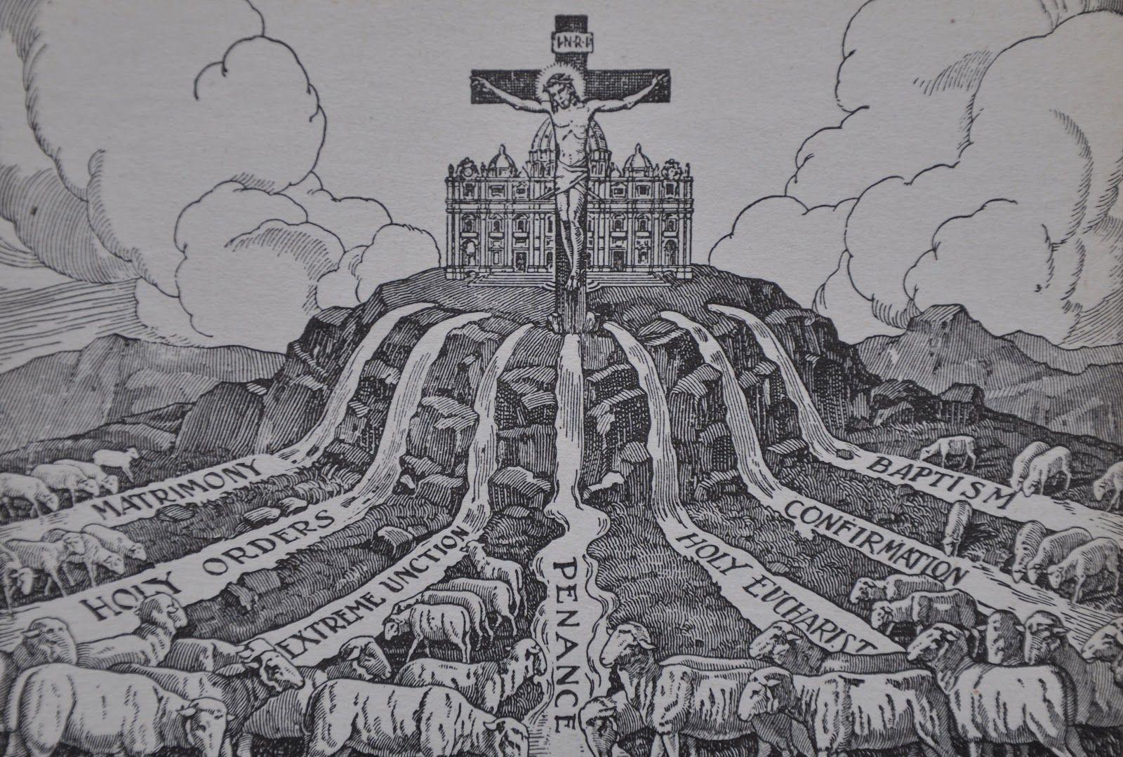 Seven Sacraments Image