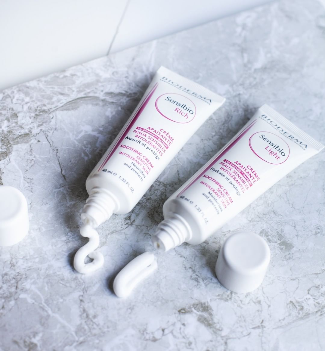 Our Sensibio Moisturisers Are Formulated With Our Patented