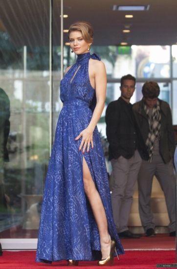 Naomi clark maxi dress