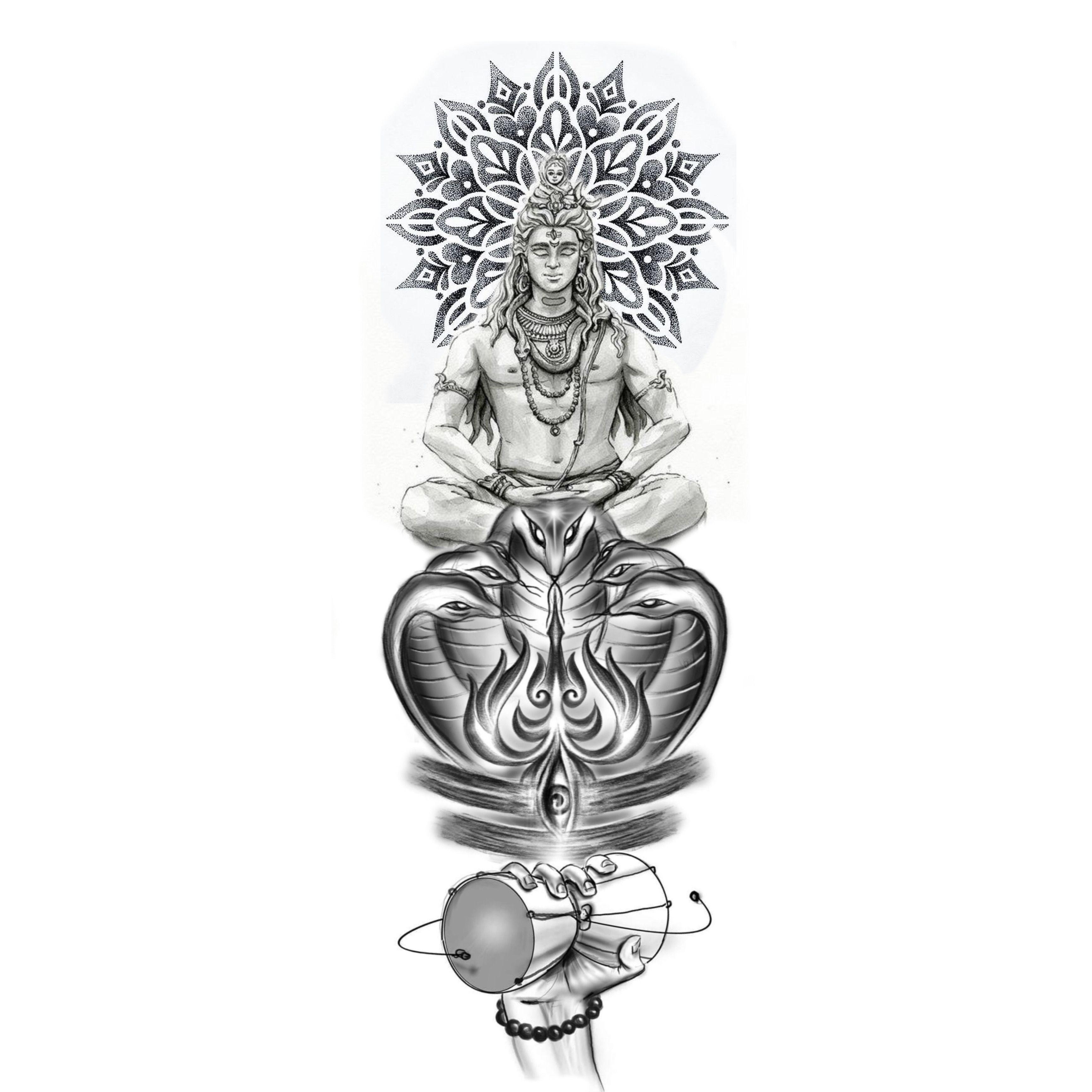 Shiva Tattoo Designs Shiva Tattoo Design Shiva Tattoo Om Tattoo Design Shiva tattoo wallpaper download