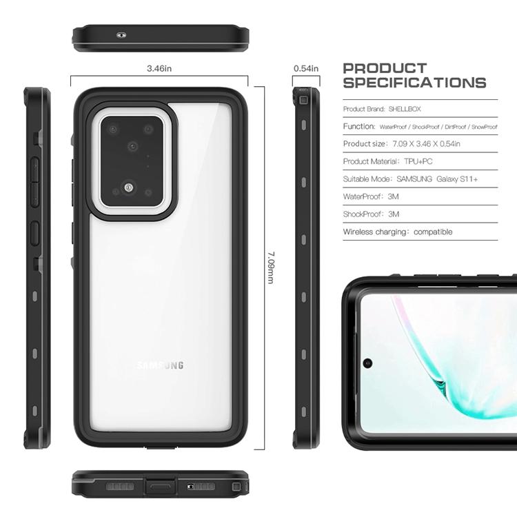 Galaxy S20 Ultra Waterproof Case Galaxy S20 Military Gorilla Cases Water Proof Case Galaxy Case