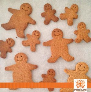 It's beginning to smell a LOT like Christmas! Well, if it wasn't before, it will after you give these delicious Clean Gingerbread Men a go! They're just what you need to add a festive scent to your day. Preparation Time: 10 minutes Total Time: 20 minutes Yields 20  Ingredients: - 2 cup almond meal - …