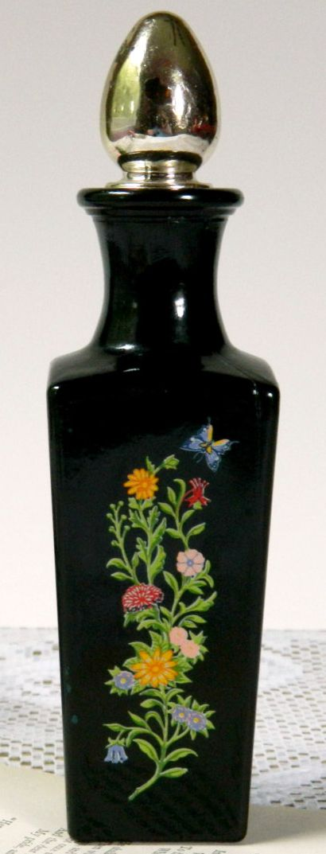 Avon - Vintage - Flacon 'Fleurs'
