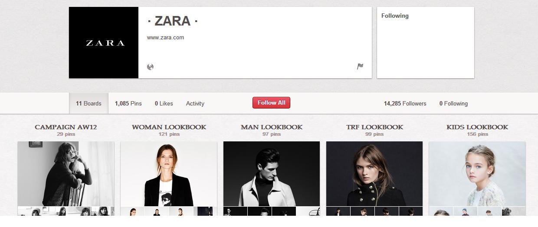 Zara is een Spaanse kledingketen en onderdeel van de Spaanse beursgenoteerde modegigant Inditex. Het kledingconcern staat bekend om haar trendy kleding voor een redelijke prijs.  Zara bestaat sinds 1975 en werd opgericht door de Spanjaard Amancio Ortega Gaona. In 1963 begon Ortega met zijn eerste atelier. Ooit begonnen als eenmansbedrijf is Zara inmiddels uitgegroeid tot een van de grootste en meest succesvolle modebedrijven ter wereld.