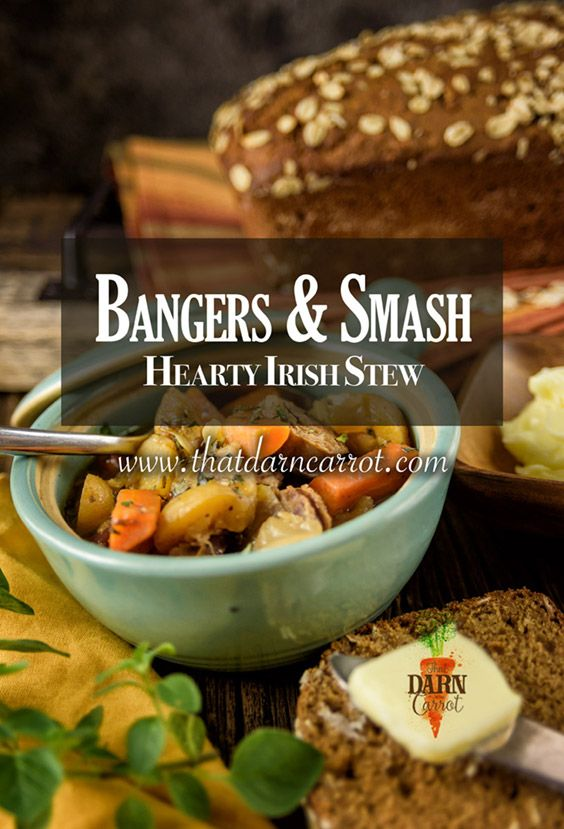 This playful spin on the original dish has transformed all those wonderful flavors of the emerald isle into a hearty irish stew.